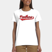Ladies Panther Tail Tee