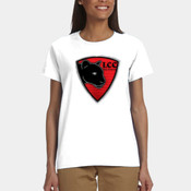 Ladies Panther Shield Tee